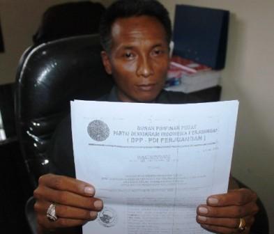 Ketua DPC PDI Perjuangan Tuban, Karjo