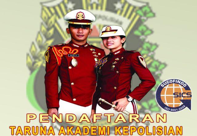 .com – Pendaftaran penerimaan Taruna Akademi Kepolisian (Akpol ...