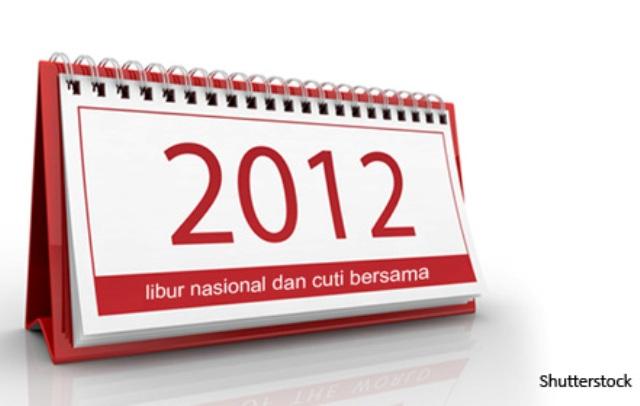 surat keputusan bersama hari libur nasional dan cuti bersama