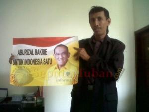 Sekretaris DPD Golkar Tuban