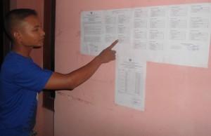 Pengumuman kelulusan tes tulis calon Panwascam