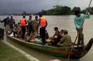 banjir rengel