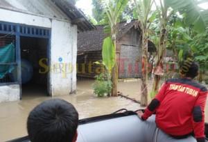 rumah nenek kebanjiran