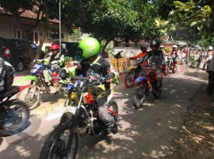 Trail Bersama