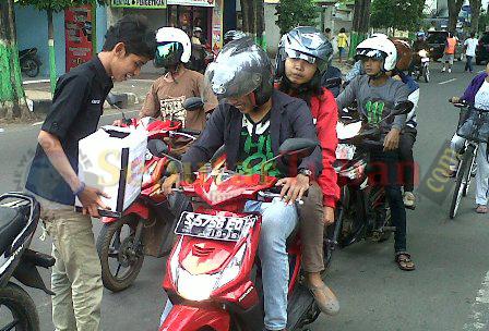 Aksi Peduli Gempa Aceh