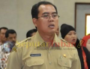 Kepala Dinas Pekerjaan Umum (PU) Kabupaten Tuban, Choliq Chunnasich