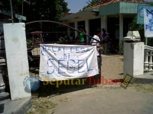 Demo boikot Pilgub