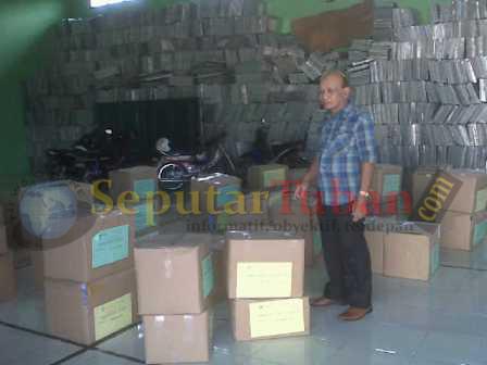 Logistik KPU Tuban
