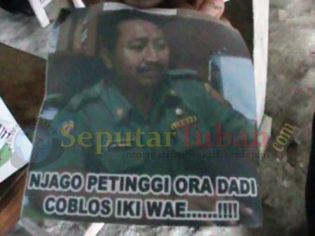 Stiker Camat Parengan