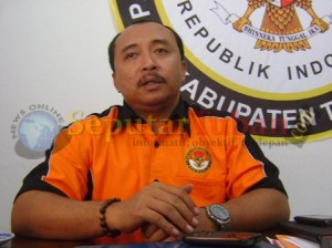 Ketua Panwaskab Tuban, Sullamul Hadi