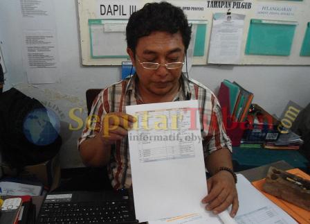 Temuan KPPS pelanggaran