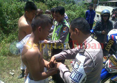 tawuran pelajar Tuban
