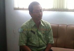 Sekretaris DKP Tuban M Amenan