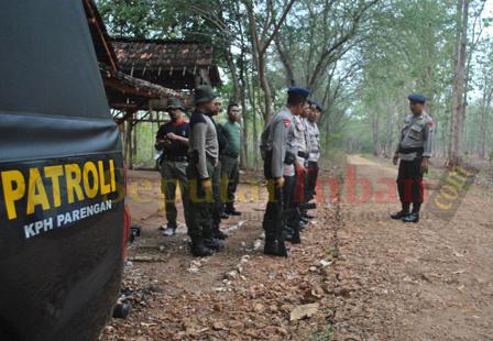patroli kph parengan