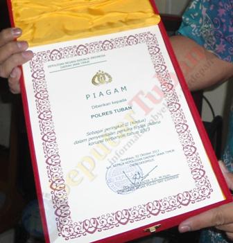 penghargaan Reskrim
