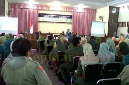 Sosialisasi BPOM Surabaya