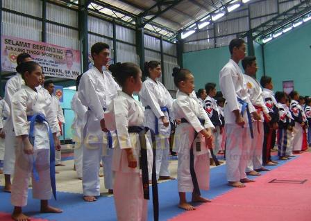 Karateka BKC Tuban