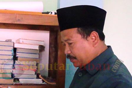 Kepala SMK Ma'arif 45 Tambakboyo, Muhammad Zuhri