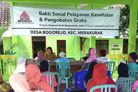 CSR Semen Indonesia