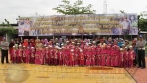 Foto bersama Lantas Tuban