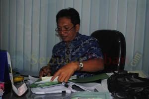Kepala Dinkes Tuban Saiful Hadi