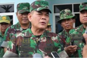 Jendral Budiman saat di TPPI Bancar