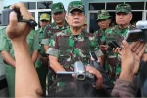 Jendral Budiman saat di TPI Kecamatan Bancar