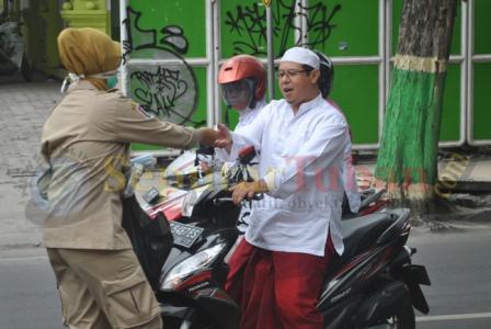 Kondisi bagi masker Tuban
