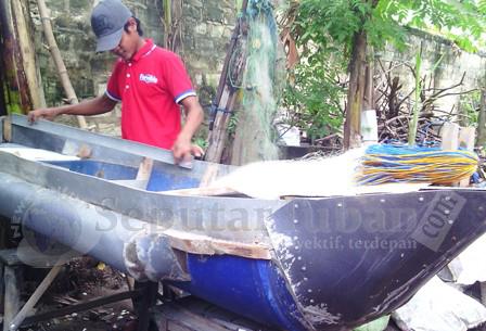 Perahu Instan Tuban