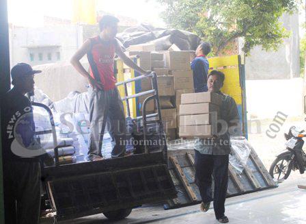 Logistik KPUD Tuban