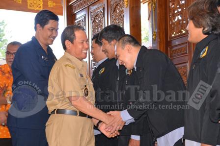 PWI Tuban dilantik