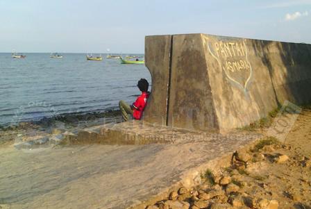 Inilah lokasi Pantai Asmara Jenu