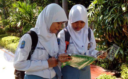 Aktivitas Siswa SMA di Kabupaten Tuban