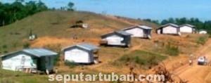 UBAH NASIB: Kisah sukses para transmigran menjadi salah satu semangat warga Tuban untuk segera menginjakkan kaki di tanah baru.