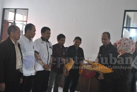 Pleno hasil suara DPRD Tuban