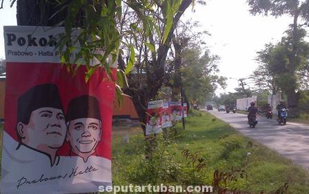 APK Prabowo Hatta