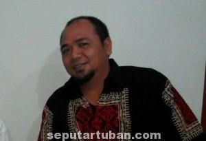 Ketua AKD Tuban, M. Zuhri Ali