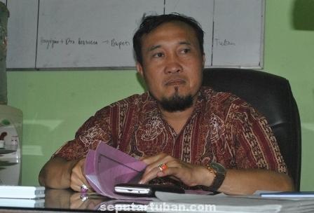 Kasi Pendidikan Madrasah Kemenag Tuban, Muhlisin Mufa