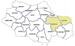 LINGKAR SELATAN: JLS ini rencananya akan melintasi 17 desa dan lima wilayah yakni Kecamatan Tuban, Palang, Semanding, Merakurak dan Kecamatan Jenu. S