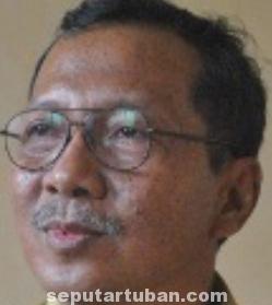 SUPARNO: Pekerjaan pendistribusian jatah pupuk bersubsidi di Kabupaten Tuban bukan hanya pekerjaan dari Dinas Pertanian saja.