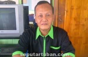 Kepala PD Pasar Rengel, Rohmad