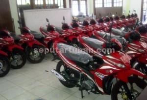 Motdin Baru : Inilah sepeda motor dinas yang akan diberikan kepada 22 pengawas sekolah