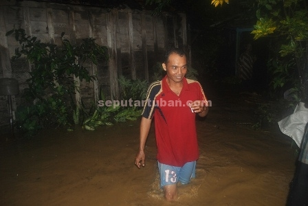 Banjir Di Gaji