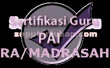 sertifikasi PAI RA MADRASAH