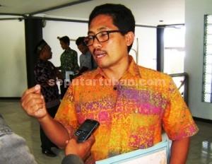 Ketua Komisi D DPRD Tuban, Imron Chudlori