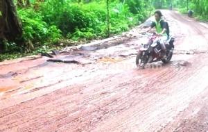 ALTERNATIF: Total APBD 2015 yang akan disedot untuk pembangunan jalan di Kabupaten Tuban mencapai Rp 112 miliar.