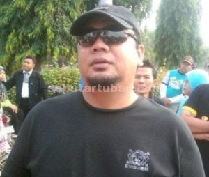 Ketua AKD Tuban, Moh. Zuhri Ali