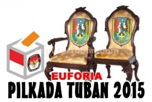 EUFORIA PILKADA TUBAN