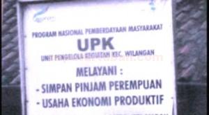 JALAN TERUS: emkab Tuban menegaskan sektor simpan pinjam perempuan (SPP) tak serta merta berhenti saja.