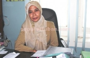 ENDAH NURUL: Pada tahun 2013 Kabupaten Tuban menempati posisi enam  untuk kematian bayi dan ibu se Jawa Timur.